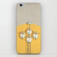 circus 002 iPhone & iPod Skin