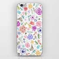 For Her  iPhone & iPod Skin