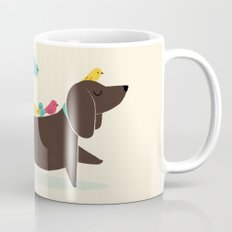 Bird Dog Mug