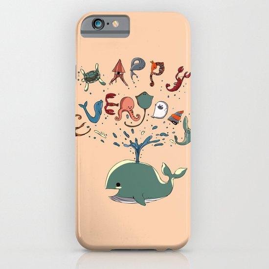 Happy Everyday iPhone & iPod Case