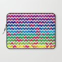 Mixed Colors Laptop Sleeve
