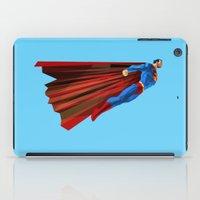 Man Up (blue steel variant) iPad Case