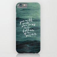 DEEPER THAN THE OCEAN iPhone 6 Slim Case