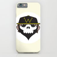 A Wicked Gentleman iPhone 6 Slim Case
