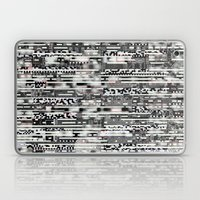 Removing Filters (P/D3 Glitch Collage Studies) Laptop & iPad Skin