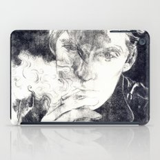 Smoke iPad Case
