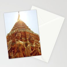 Blessed Buddha Stationery Cards