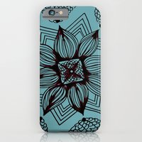 iPhone & iPod Case featuring Flowering by Isa Gutierrez