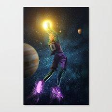 Marvel X Nike - Galactus Got Game Canvas Print