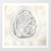Almost Invisible  Art Print