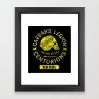 Bad Boy Club: Caesar's Legion Centurions  Framed Art Print