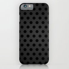 BlackPolka Dots G61 Slim Case iPhone 6s