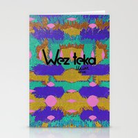 FISA! - Wezteka Union Stationery Cards