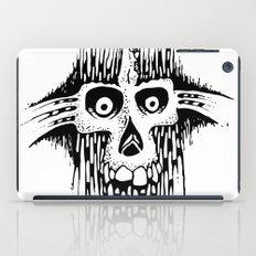 Skully Line iPad Case