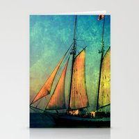 Fullview Of The America … Stationery Cards