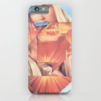iPhone & iPod Case featuring Virgin Mary  by NikkiMaths