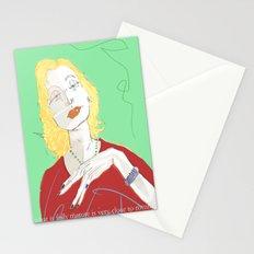 Clarice Lispector Stationery Cards
