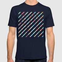 This City Mens Fitted Tee Navy SMALL