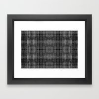 Deelder Black Framed Art Print