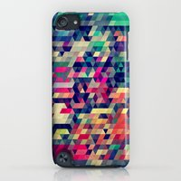iPod Touch Cases featuring Atym by Spires