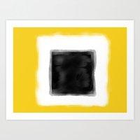 Square life Art Print