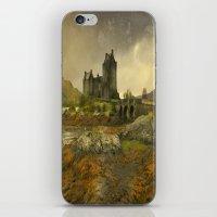 Eilean Donan II iPhone & iPod Skin