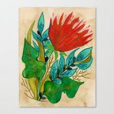 Mazikeen Canvas Print