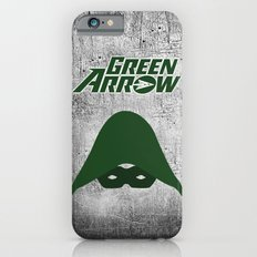 The Green Arrow iPhone 6 Slim Case