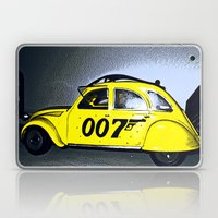 Double Oh Citron Laptop & iPad Skin