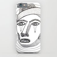 Crying Face iPhone 6 Slim Case