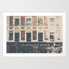 a pub with a difference ...  Art Print