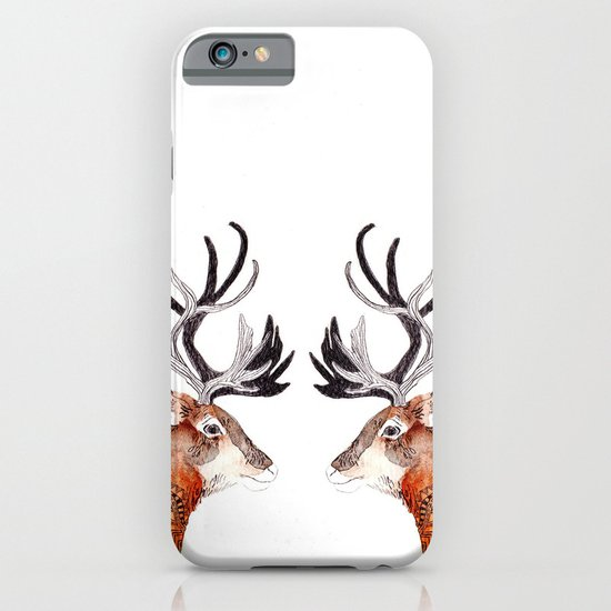 Reindeer  iPhone & iPod Case