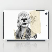 Kate Moss iPad Case