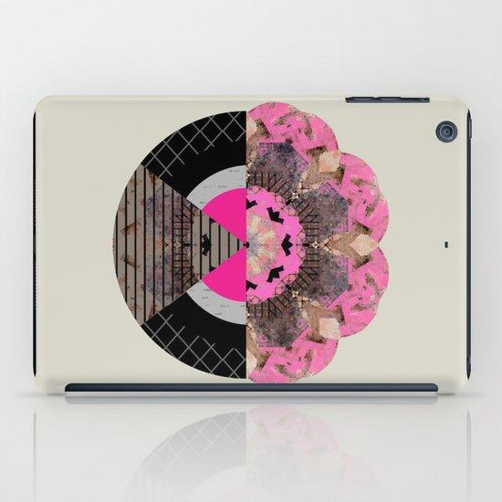 Broken flower iPad Case