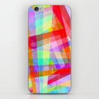 Rainbow Mix iPhone & iPod Skin