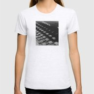 Royal Womens Fitted Tee Ash Grey SMALL