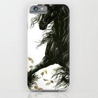 Autumn Friesian iPhone 6 Slim Case