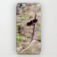 mariquitas - ladybug iPhone & iPod Skin