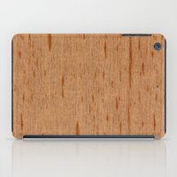 Cedar Spanish Wood iPad Case