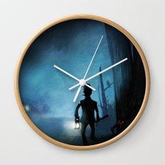 Item Nine Wall Clock