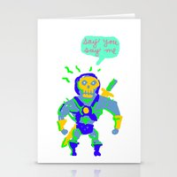 Masters Of The Universe … Stationery Cards