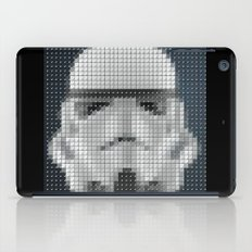 Stormtrooper Pantone Pop iPad Case