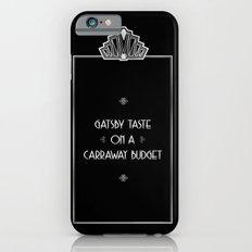 Gatsby Style iPhone 6s Slim Case