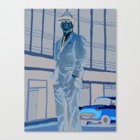 Don Canvas Print