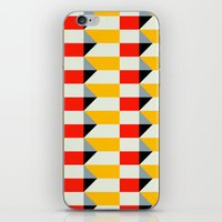 Crispijn II Pattern iPhone & iPod Skin