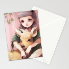 My dear lady deer... Stationery Cards