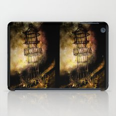 Lonely Lighthouse iPad Case