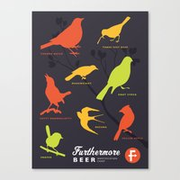 Furthermore Beer Identification Chart Canvas Print