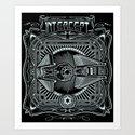 Intercept Art Print