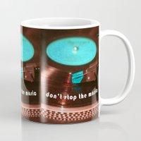 Don't stop the music Mug